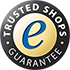 Trusted Shop Logo f�r EUE Hamburg