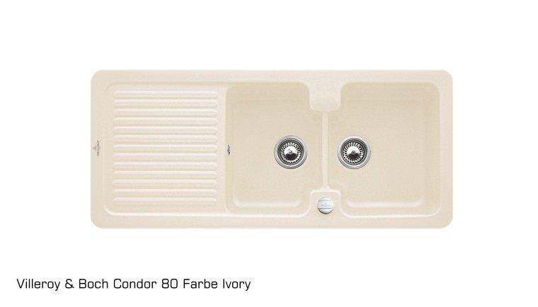 keramiksp le condor 80 von villeroy und boch eue hamburg. Black Bedroom Furniture Sets. Home Design Ideas