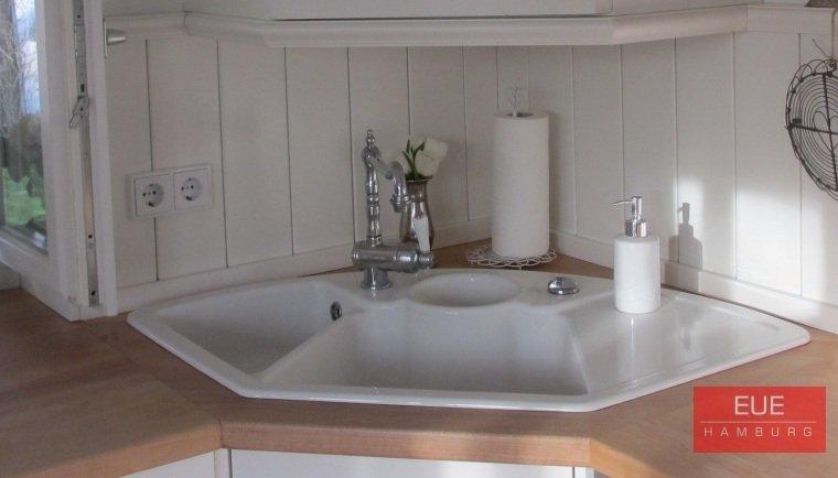 Dekovorschlage wohnzimmer essbereich for Blockhaus innen modern