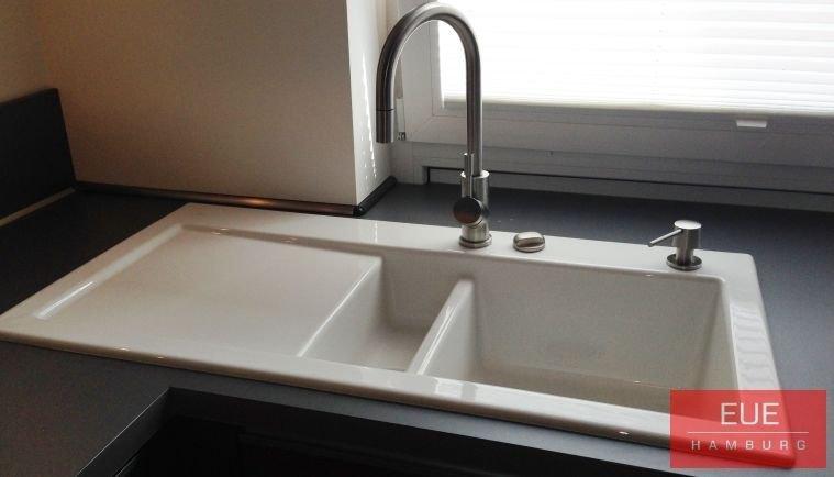 Keramikspüle Küche Erfahrungen | Spule Subway 60 Becken Rechts Aus Keramik Von Villeroy Und Boch
