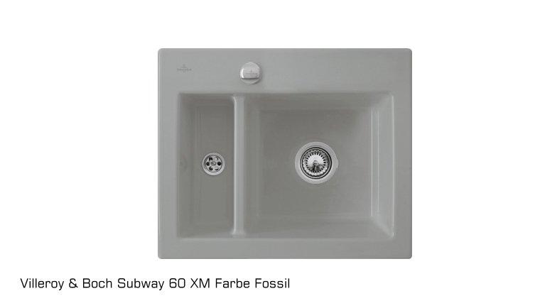 sp le subway 60 xm aus keramik von villeroy und boch. Black Bedroom Furniture Sets. Home Design Ideas